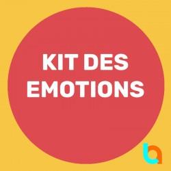 Kit des émotions de l'enfant