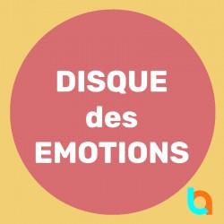Disque des émotions pour...